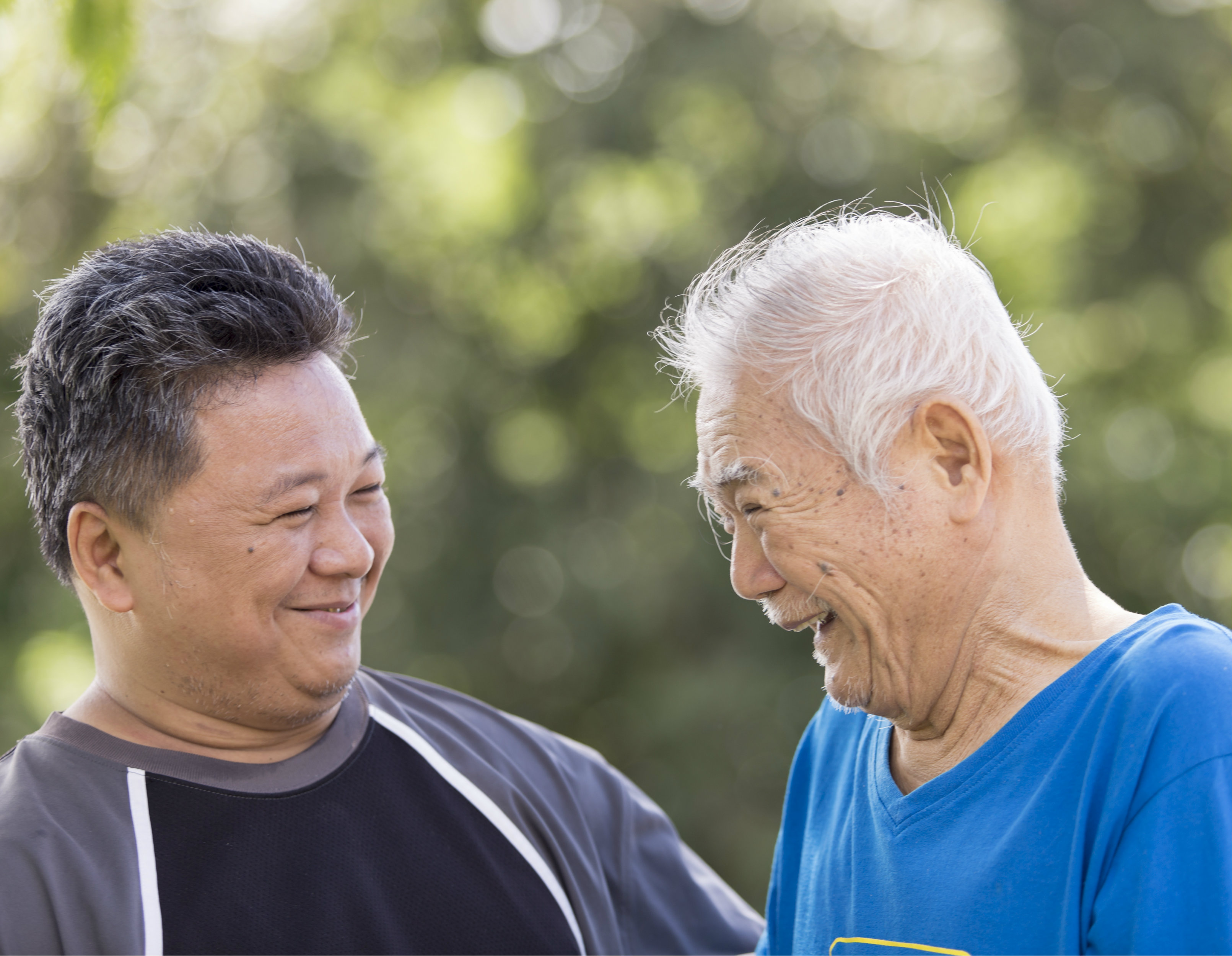 Older Parents As Caregivers Grantmakers In Aging