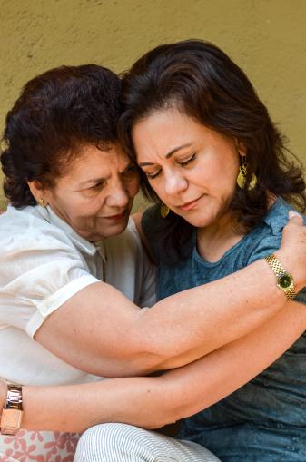 Lesbian caregiver support group