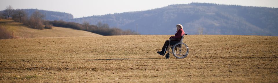 Aging with disabilities: how philanthropy can make a difference.